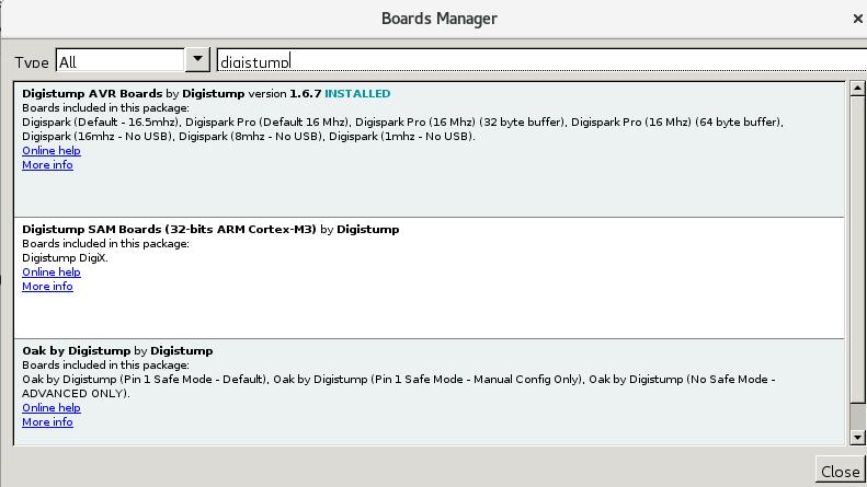 Exploiting badUSB/Digispark + meterpreter payload