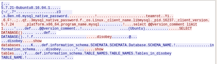 Abusing MySQL clients to get LFI from the server/client